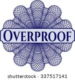 overproof linear rosette | Shutterstock .eps vector #337517141