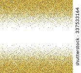 glitter seamless texture.... | Shutterstock .eps vector #337533164