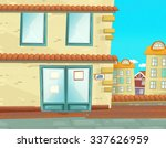 cartoon background  ... | Shutterstock . vector #337626959
