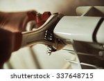 plumbing repair service.... | Shutterstock . vector #337648715