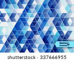 abstract  background with... | Shutterstock .eps vector #337666955