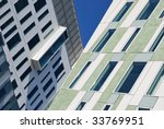 modern architecture building in ... | Shutterstock . vector #33769951