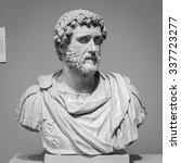 The Ancient Marble Portrait...