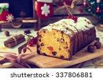Christmas Cake And Christmas...