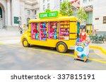 singapore   november 7 ... | Shutterstock . vector #337815191