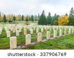 Cemetery Grave Marker...