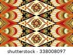 seamless pattern.seamless... | Shutterstock .eps vector #338008097