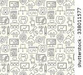 internet technology and...   Shutterstock .eps vector #338011577
