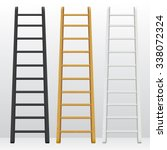 Wooden Step Ladders Set Of...
