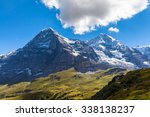 stunning view of the famous... | Shutterstock . vector #338138237