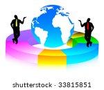 business background | Shutterstock .eps vector #33815851