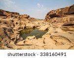 sam phan boke  ubon ratchathani ... | Shutterstock . vector #338160491