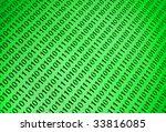 binary assembler code | Shutterstock . vector #33816085