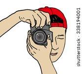photographer | Shutterstock .eps vector #338194001