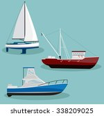 different types of vector ...   Shutterstock .eps vector #338209025