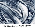 abstract curves grunge brush... | Shutterstock . vector #338212709