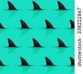seamless vector pattern of... | Shutterstock .eps vector #338222867