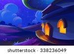 illustration  the beautiful... | Shutterstock . vector #338236049