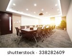modern office interior | Shutterstock . vector #338282609