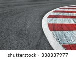 race track detail