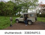 virunga national park  dr congo ... | Shutterstock . vector #338346911