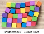 Colorful Wooden Blocks...