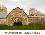 pushkin saint petersburg russia ... | Shutterstock . vector #338374691
