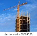Hi Rise Skeleton Construction...