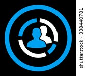 patient diagram vector icon.... | Shutterstock .eps vector #338440781