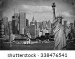 Grunge New York City Tourism...