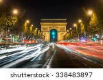 paris  france   15 october 2014.... | Shutterstock . vector #338483897