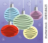 Christmas Bauble Decorations I...