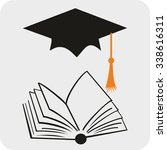 education for all   concept for ... | Shutterstock .eps vector #338616311