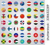 nation flag. | Shutterstock .eps vector #338632289