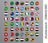 nation flag. | Shutterstock .eps vector #338632385