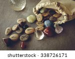 divination and prediction on... | Shutterstock . vector #338726171