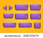 set of buttons  bright...   Shutterstock .eps vector #338735474