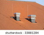 top of the roof | Shutterstock . vector #33881284