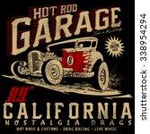 Hot Rod Garage California...