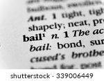 Small photo of Bail