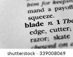 Small photo of Blade