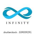 infinity | Shutterstock .eps vector #339059291