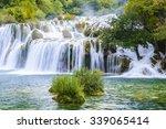 Waterfalls In Krka National...