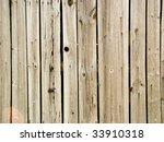 wooden plank wall  old wood... | Shutterstock . vector #33910318