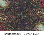 colorful psychedelic background ... | Shutterstock . vector #339141614