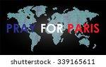 eiffel tower logo .paris icon... | Shutterstock .eps vector #339165611