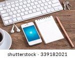 chiangmai  thailand  november... | Shutterstock . vector #339182021