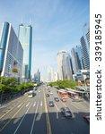 shenzhen  china   nov 13  2015  ... | Shutterstock . vector #339185945