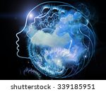 profiles of destiny series....   Shutterstock . vector #339185951