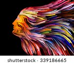 colors of imagination series.... | Shutterstock . vector #339186665